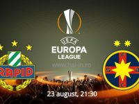 Rapid Viena – FCSB LIVE – meci în Play-off Europa League